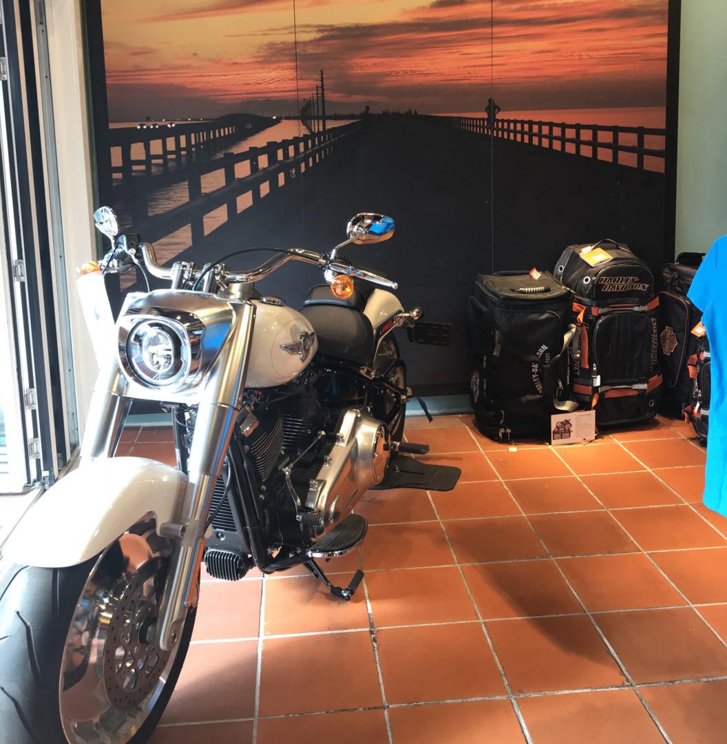Harley-Davidson-Ciliabule