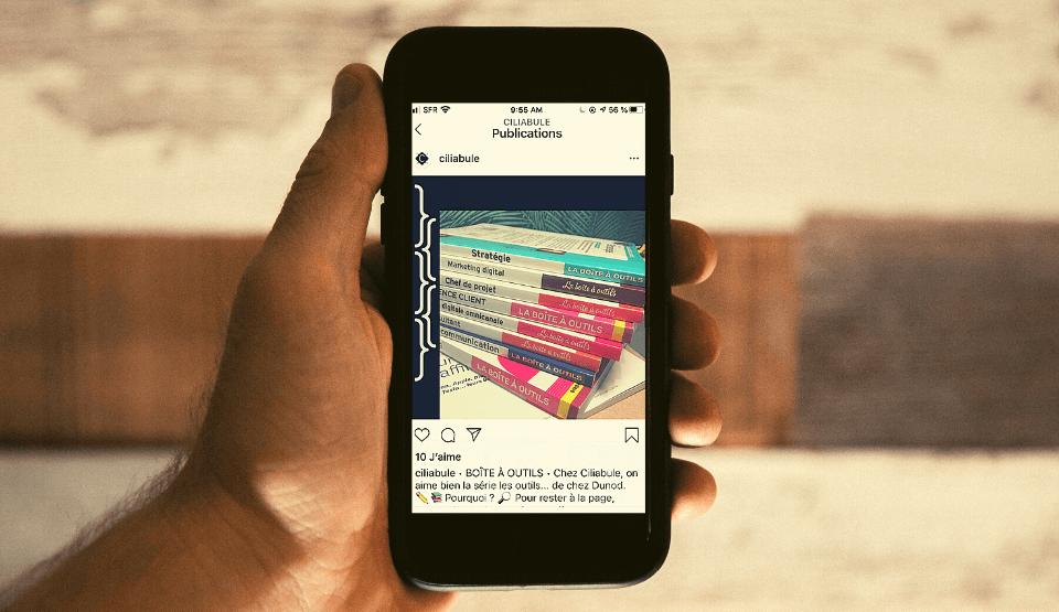 veille marketing instagram