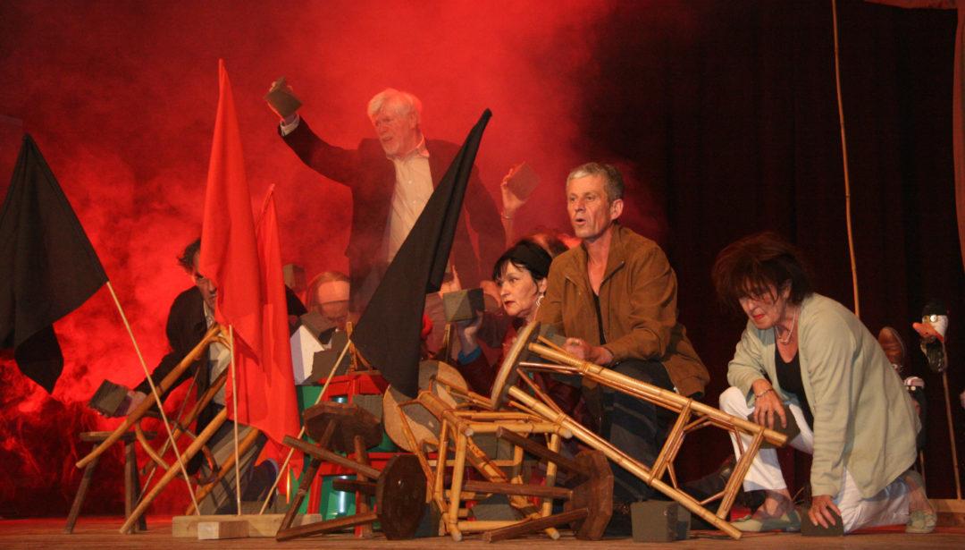 theatre piece scene