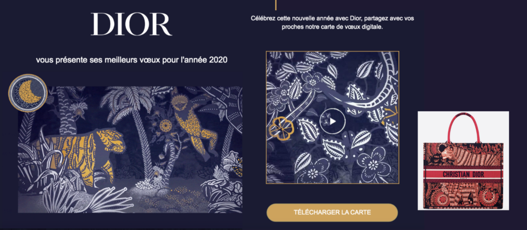 carte-voeux-telecharger-dior