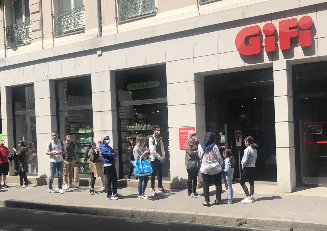 experience client queue gifi