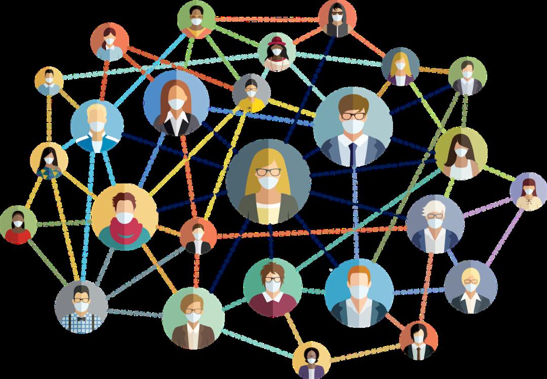 réseau personnel